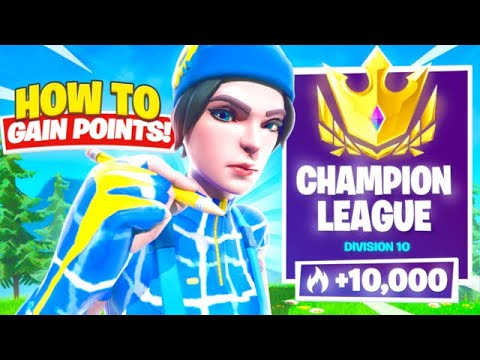(VFHD Online) How to gain thousands of arena points consistently! (fortnite arena tips!) (95,000 arena points!)