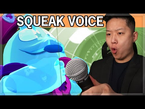 (New) Squeak: voice lines   animations   gameplay 🌐