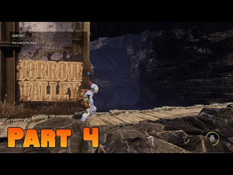(New) Oddworld soulstorm gameplay walkthrough part 4 | no commentary | ps5
