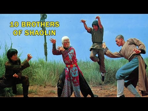 (New) Wu tang collection - 10 brothers of shaolin