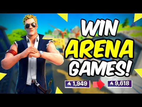 (Ver Filmes) How to win arena games in fortnite! chapter 2 season 6!