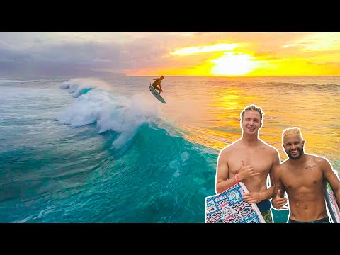 (Ver Filmes) Italo ferreira surprises me! (wsl world tour canceled?!)