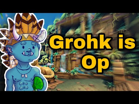 (New) Gruk boy is finally back to form pts paladins gameplay