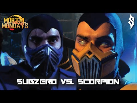 (New) Subzero vs. scorpion: mortal kombat annihilation (1997) - mortal mondays ep. 2