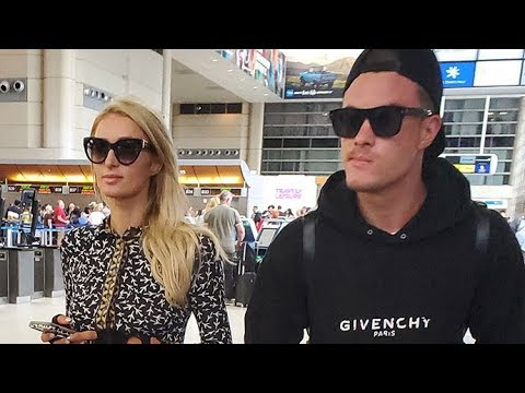 (New) Paris hilton gets serious with her new boyfriend!