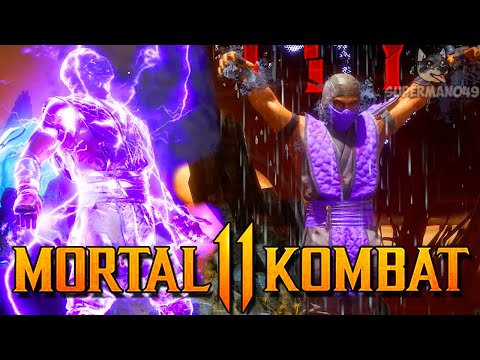 (New) The klassic lightning brutality! - mortal kombat 11: rain gameplay