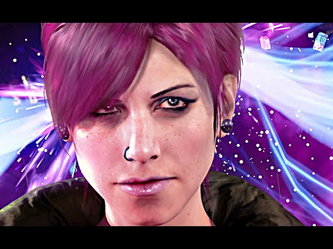(New) Infamous first light all cutscenes movie - infamous second son