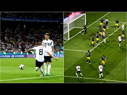 (New) Top 5 best matches of world cup 2018
