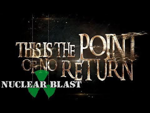 (New) Blind guardian twilight orchestra - point of no return (official lyric video)