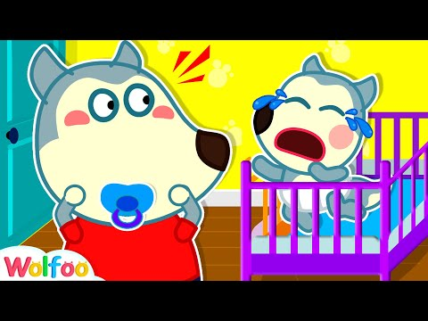 (Ver Filmes) Wolfoo pretends to be a parent - funny stories for kids #2 | wolfoo family kids cartoon