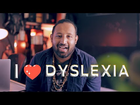 (HD) Dyslexia is awesome | why i love being dyslexic