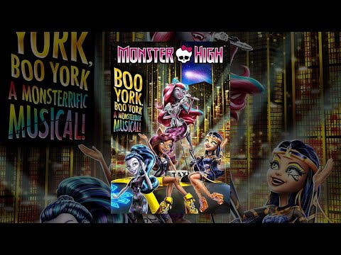 (New) Monster high - boo york boo york | filme completo e dublado hd