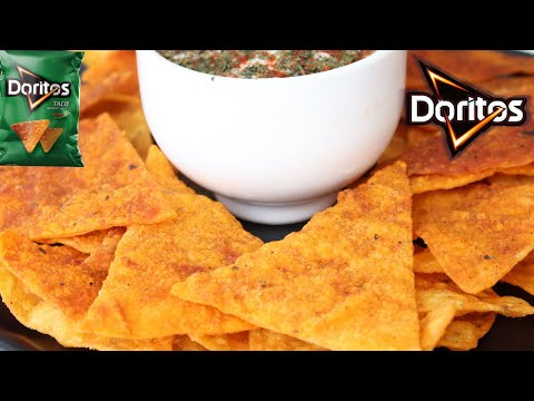 (Ver Filmes) Homemade doritos chips recipe | best nachos ever | top tasty recipes