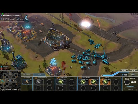 (New) 15 best rts games like command e conquer