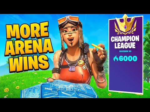 (Ver Filmes) How to win every arena game in season 6! (fortnite arena tips!) (7,000 points!)