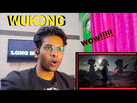 (New) Black myth: wukong - official 13 minutes gameplay trailer reaction