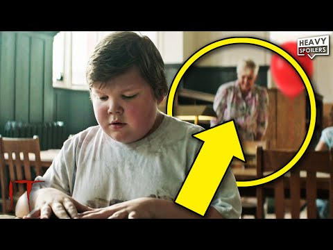 (Ver Filmes) It chapter 1 e 2: every time pennywise was hidden in the background of a scene | horror easter eggs