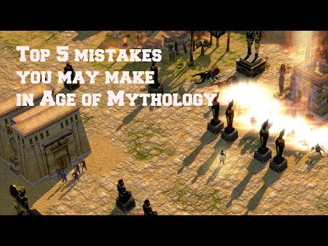 (New) Top 5 mistakes people make in aom