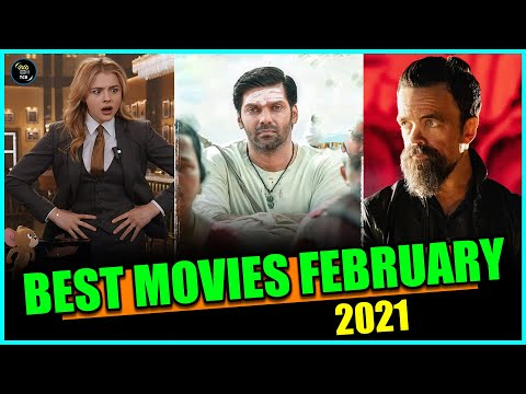 (Ver Filmes) Top 10 new movies released in february 2021 (new e fresh) | best movies to watch february 2021