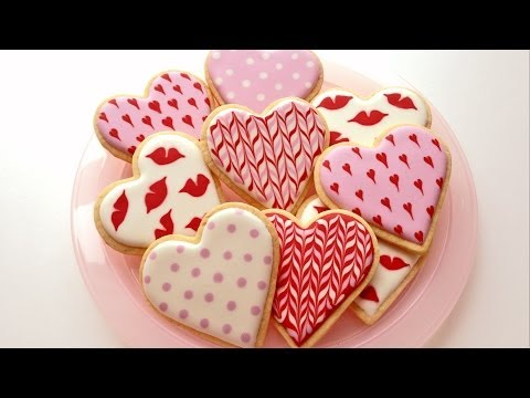 (Ver Filmes) How to decorate cookies for valentines day