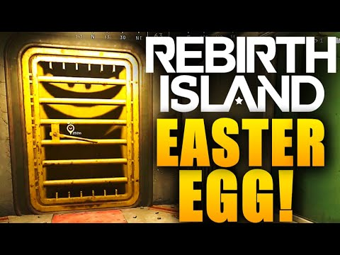 (New) Warzone rebirth island easter egg guide + all locations! call of duty warzone yellow door easter egg