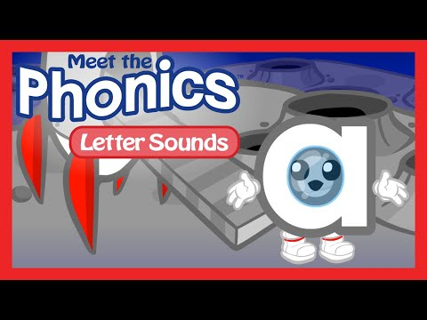 (VFHD Online) Meet the phonics - letter sounds (free) | preschool prep company