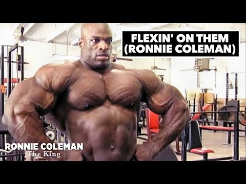 (HD) Quan - flexin on them   ronnie coleman: the king official music video