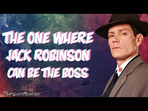 (New) The one where jack robinson can be the boss - miss fishers murder mysteries crack #2