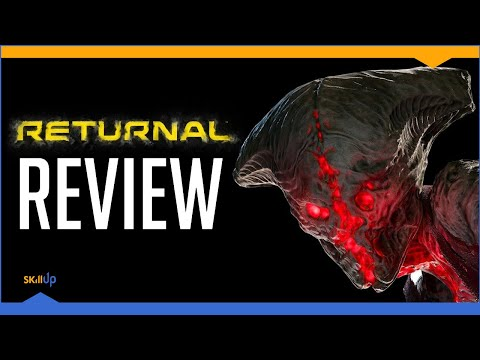 (New) I strongly recommend: returnal (review - no spoilers)