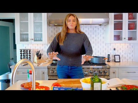 (New) Cooking with caitlyn jenner!