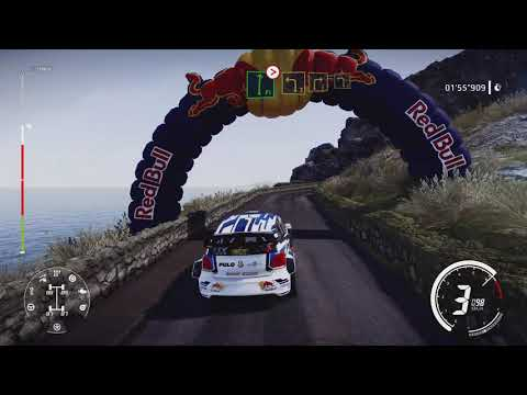 (New) Wrc 9 ps5 4k 60fps gameplay #6