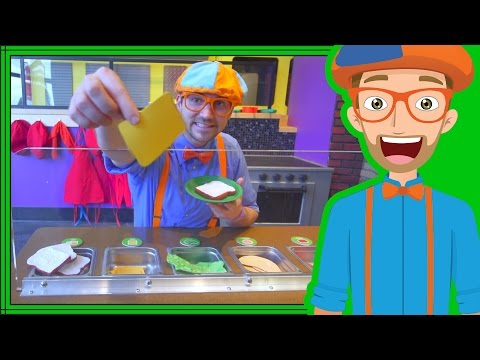 (Ver Filmes) Blippi learns at the childrens museum   videos for toddlers