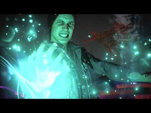 (New) Infamous second son (gameplay ps5 4k hdr 60 fps )
