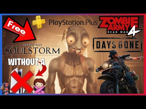 (New) How to add oddworld: soulstorm (ps5) free to your library without a playstation 5?