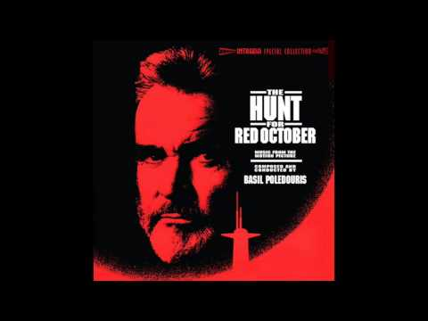 (New) The hunt for red october | soundtrack suite (basil poledouris)