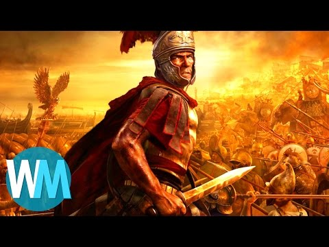 (New) Top 10 strategy games where you control history