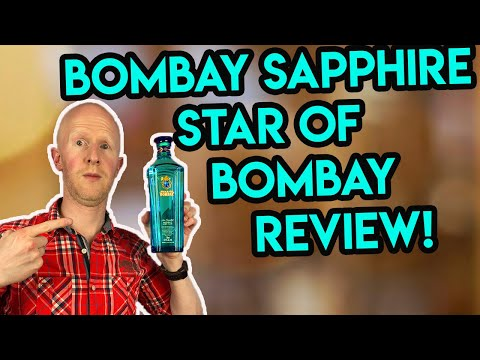 (New) Star of bombay gin review!