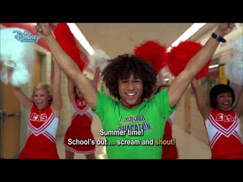 (New) High school musical 2 | what time is it? - music video - disney channel italia