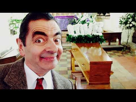 (Ver Filmes) Funeral | funny episode | mr bean official
