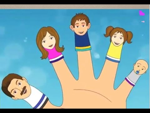 (Ver Filmes) Finger family collection - 7 finger family songs - daddy finger nursery rhymes