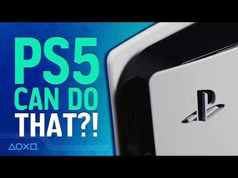 (New) Ps5 hands-on - 7 things you didnt know playstation 5 could do