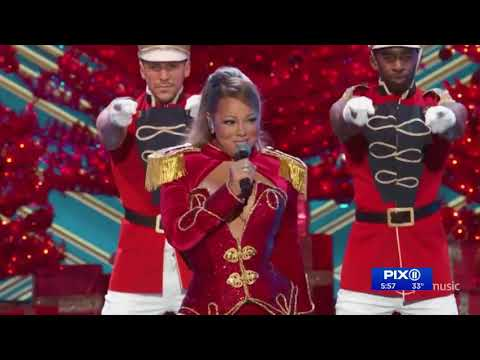 (VFHD Online) Mariah careys all i want for christmas is you hits no. 1 on billboard after 25 years
