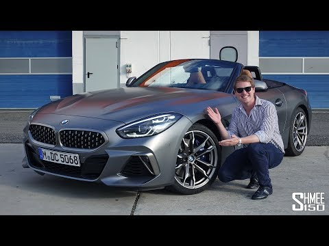 (New) This is the new bmw z4 m40i! | first drive