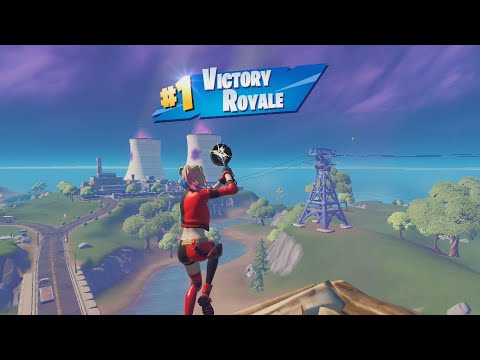 (New) High kill solo win season 6 aggressive gameplay full game no commentary (fortnite pc keyboard)