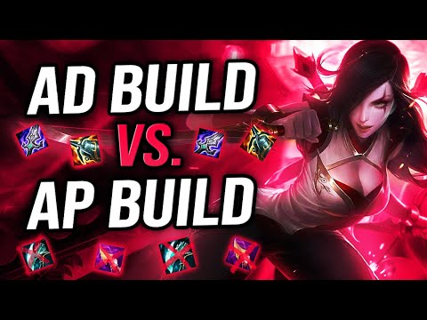(New) Katevolved | ad build vs ap build katarina. the explanation you were waiting for.