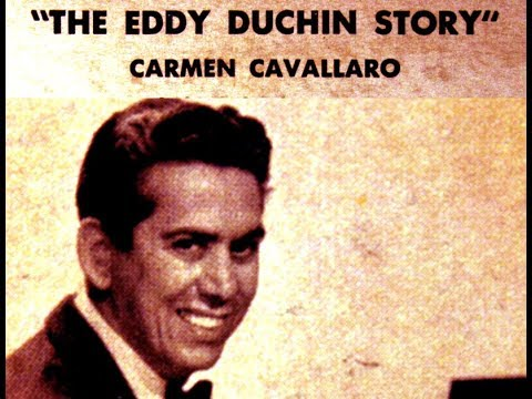 (New) Carmen cavallaro, 1955: the eddy duchin story - complete original soundtrack