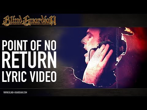 (New) Blind guardian's twilight orchestra - point of no return (official lyric video)