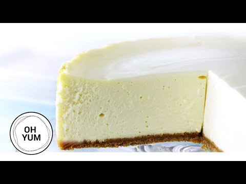 (New) Professional baker teaches you how to make cheesecake!