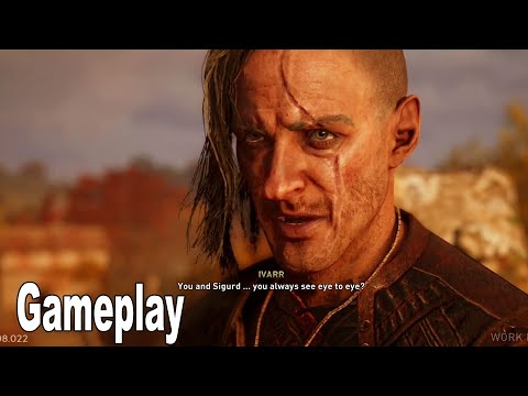 (New) Assassin's creed valhalla - 1 hour new gameplay demo [hd 1080p]