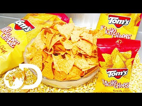(New) Tortilla chips | how its made